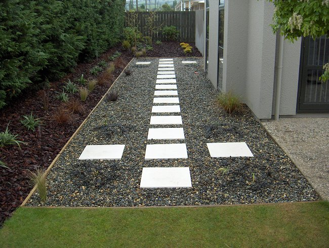 Mexican beach pebbles black pebbles pebbles for White pebbles for landscaping